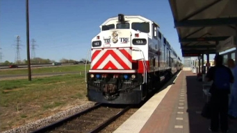 Work Begins on TEX Rail Project