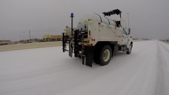 How the National Weather Service Simulated a Winter Storm