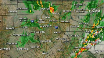 Soaking Rain Provides Much Needed Drought Relief to North TX