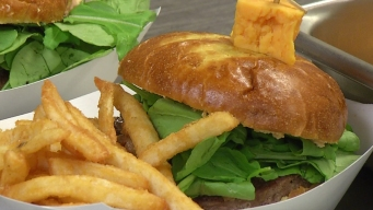 'Dirk Burger' Returns to AAC Through March