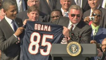 Vs. Cowboys, Bears to Retire Ditka's Jersey