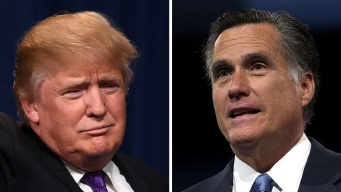 Romney Loyalists Ponder a Future With Trump