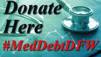 Donate to Medical Debt Relief