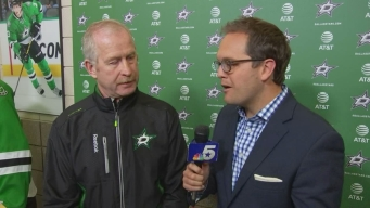 One-On-One with Dallas Stars GM Jim Nill