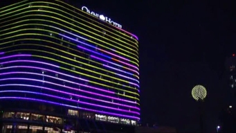 Dallas Omni Hotel to Join In Draft Excitement