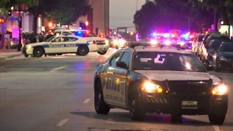 Police Returning to Dallas Shooting Scene Overwhelmed: Chief