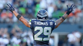 Seahawks' Thomas Believes Dez Made the Catch