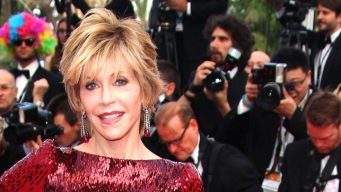 Jane Fonda Pans Oscars' Boob Routine