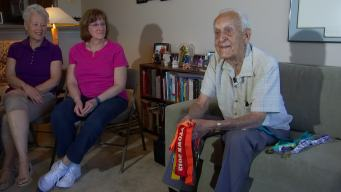 WWII Pilot to Compete in CowTown Marathon