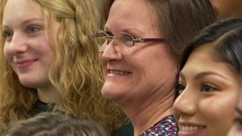 Student Nominates Teacher as Excellent Educator