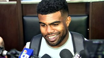 Zeke Takes It All Off for ESPN's Body Issue