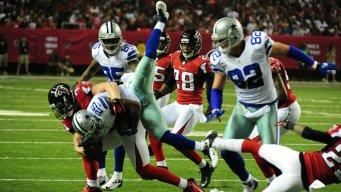 Cowboys Fall To Falcons, 19-13