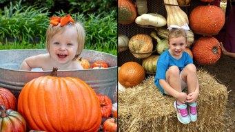 Fall Photos - Natalie and Madison