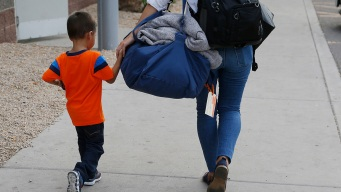 ACLU Wants Info on Why Immigrant Kids Haven't Been Reunited