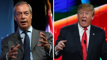 UK's Nigel Farage to Appear at Trump Rally in Mississippi