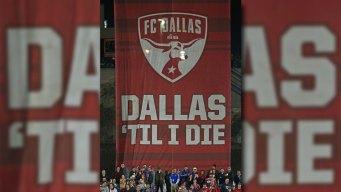 Real Salt Lake Snaps FC Dallas' Unbeaten Streak