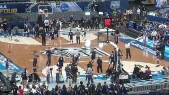 Fans Get 1st Look Inside AT&T Stadium