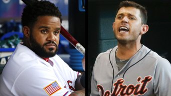 Fielder, Kinsler Squaring Off For First Time Since Trade