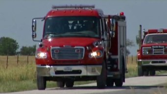 Denton County Wildfire Exhausts Local Departments