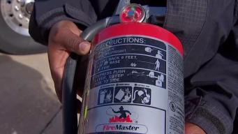 Fire Safety: How to Use a Fire Extinguisher