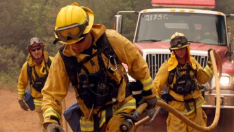 Texas Panhandle Wildfire Blamed in Death of Man