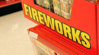 Fireworks Restrictions in North Texas