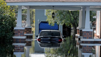 When Will It End? Florence's Floodwaters Rising in Carolinas