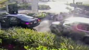 On Camera: Florida Road Rage Slap