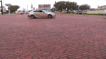 Bumpy Brick Roads in Fort Worth Could Get Upgrades