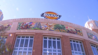 Fort Worth's Dickies Arena Opens Saturday