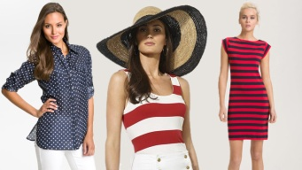 Cool Fashion for Summer's Hottest Holiday