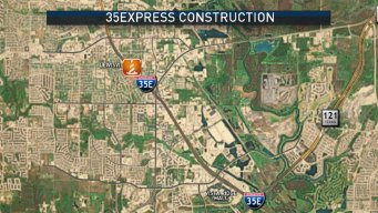 I-35E Closing this Weekend in Lewisville