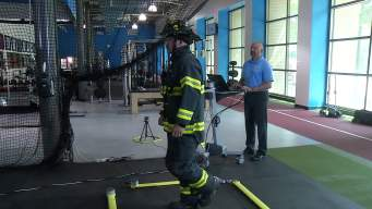 Sports Science to Aid Firefighters Against Injury