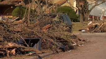 Garland Nears End to City Tornado Cleanup