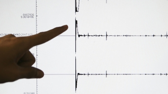 Small Earthquake Off South Texas Coast in Gulf Of Mexico