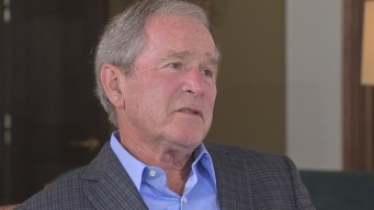 George W. Bush, Laura Bush To Be Honored for Work With Vets