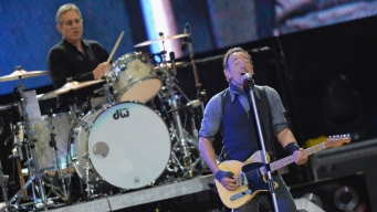 Springsteen Closes Out Final Four Music Festival