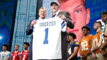 How the Cowboys' Draft Picks Project in 2018