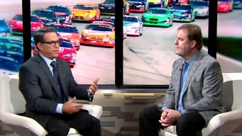 TMS President Talks Dale Earnhardt Jr. Retirement