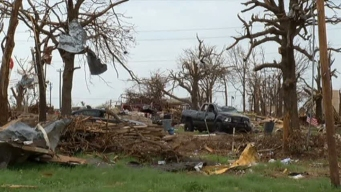 No Federal Help for Granbury Tornado Victims
