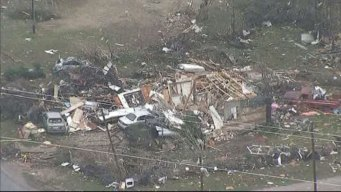 "Granbury Tornado Left ""Total Devastation"""
