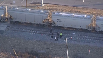 Child Struck, Injured By Train in Grand Prairie: Police
