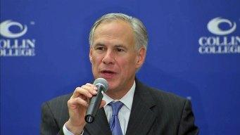 Gov. Greg Abbott Orders Texas to Refuse Syrian Refugees