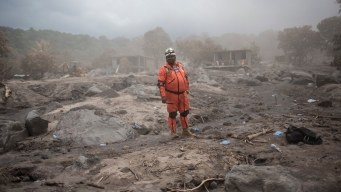 7 Guatemalans Treated at Texas Burn Hospital After Volcano