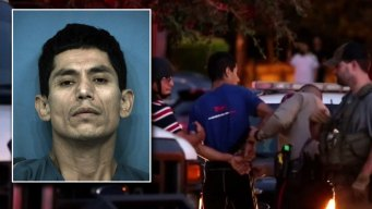 Guillermo Luviano Franco Behind Bars in Dallas County