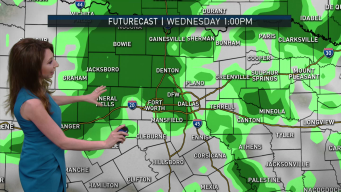 VIDEO: Rain Expected on Halloween; What to Expect