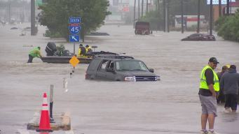 Houston Eyes Flood Control Projects During Harvey Recovery