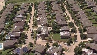 EF-1 Tornado Confirmed in North Fort Worth's Heritage Trace Neighborhood