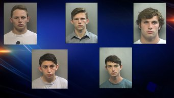 'Disturbing' Graffiti Found at Arlington School, 5 Arrested