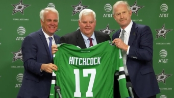 Dallas Stars Re-Introduce Ken Hitchcock as Coach